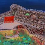 """An iconic bridge"" by Loredana_Messina"