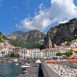 """The Amalfi Coast"" by dallaspoore"