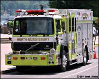 North Queensbury Fire Co. - Heavy Rescue 125