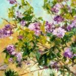"""Lilac Season"" by KimStenbergFineArt"