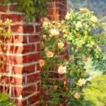 """""""Rose Arbor"""" by KimStenbergFineArt"""