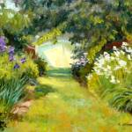"""Spring Garden"" by KimStenbergFineArt"