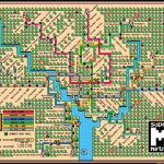 """Washington Metro Map 2013 Mario 3 Style"" by originaldave77"