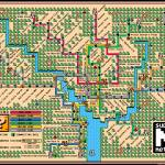 """Washington Metro 2018 in Mario 3 Style"" by originaldave77"
