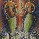 """""""Sea Twins"""" by NancyHannans"""