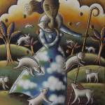 """The Good Shepherd"" by NancyHannans"