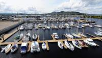 http://www.aerialscotland.co.uk - caley marina Inv