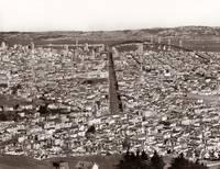 San Francisco from Twin Peaks by WorldWide Archive