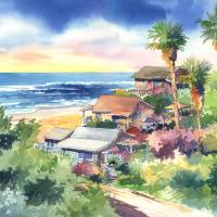 Watercolors gallery