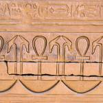"""Dendera Carving"" by brianraggatt"