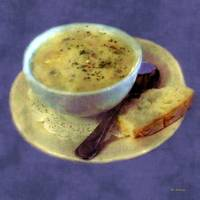 A Cup of Chowder, A Crust of Bread