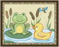 Frog and Duck