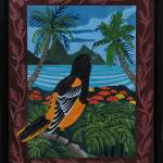 """St. Lucia Oriole"" by JonathanGreenberg"
