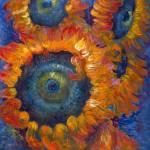 """Fleur du Feu"" by nadinerippelmeyer"