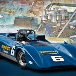 """1969 Can-Am Lola T163 Spyder"" by StuartRow"