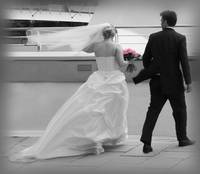 Millenium Bridge Wedding3