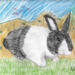 """""""Bunny Rabbit Kid"""
