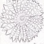 """""""Heart of Spring Mandala"""" by 4FootNinja"""