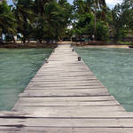 """island dock"" by erinlanzendorfer"