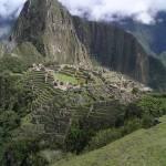 """""""Macchu Picchu Postcard Shot Peru"""" by Ken"""