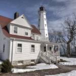 """North Point Lighthouse"" by jackimroczkowski"