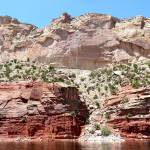 """""""Pink Cliffs Flaming Gorge"""" by BrianAShaw"""