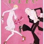 """Life Magazine Cover Flapper 1926"" by jvorzimmer"