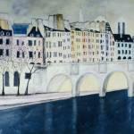 """Quai du Louvre"" by davidculp"