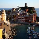 """Afternooon in Vernazza"" by DonnaCorless"