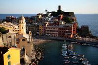 Afternooon in Vernazza