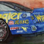 """""""1987 Dale Earnhardt Chevrolet Monte Carlo Aerocoup"""" by BorsosAnnaRuzsan"""