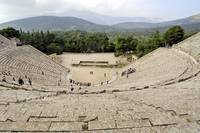 Epidavros: A More 'Classical' View