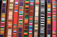 Colorful Cloth and Linen Belts