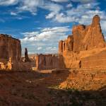 """Arches National Park (Panorama)"" by pbk"