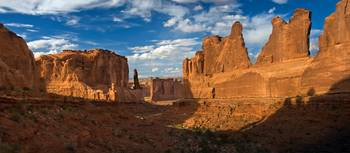 Arches National Park (Panorama)