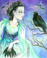 Queen of the Ravens