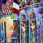 """Pirates Alley Spring"" by neworleansartist"