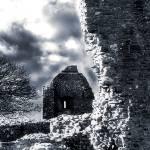 """Castle Ruin Wales"" by brianraggatt"