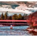 """""""Saco River Bridge"""" by aknbean"""
