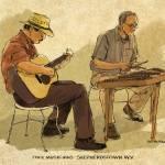 """Folk Musicians"" by RGMcmahon"