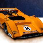 """Can-Am McLaren M8F"" by StuartRow"