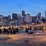"""Denver Sunrise"" by Santomarco"