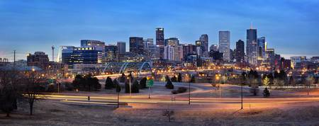 Denver Sunrise