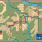 """Portland Trimet MAX - Super Mario 3 Style"" by originaldave77"