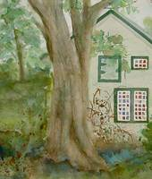 Country House with Trees 2005