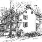 """""""House in the Woods"""" by frrittenhouse"""