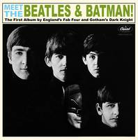 Meet the Beatles and Batman