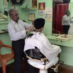"""ROAD-SIDE BARBER SHOP, in PENANG"" by nawfalnur"