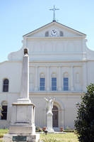 St. Louis Cathedral Back Lawn
