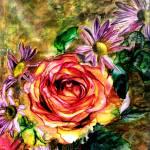 """Rose in Bloom"" by ravonne"